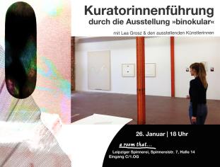 exhibition BINOKULAR 2017